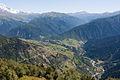 Svaneti View from Mestia's TV Tower-Vaizdas nuo Mestijos TV bokšto (3872446286).jpg