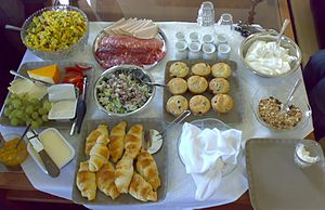 Brunch - Brunch items
