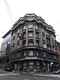 Ulica Svetogorska Beograd Vikipedija Slobodna Enciklopedija