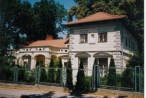 Swoszowice (Kraków) - Image: Swoszowice dworek