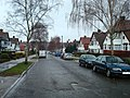 Sylvan Way, Coney Hall - geograph.org.uk - 1718703.jpg