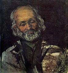 Tête de vieillard (Old man head)