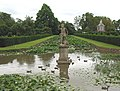 T-shaped canal at Westbury Court Garden - geograph.org.uk - 541714.jpg