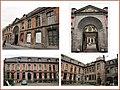 TOURNAI (Doornik) Immeuble du 14 rue de l'Hôpital Notre-Dame —Académie des Beaux-Arts et des Arts Décoratifs.jpg