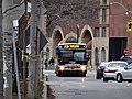 TTC bus 7700 on the Esplanade, 2014 12 28 -c (15535993344).jpg