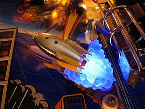 English: Rocket ship mod Español: Rocket ship mod (Photo credit: Wikipedia)