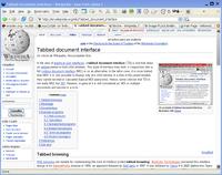 Captura de Firefox mostrando diversas pestañas.