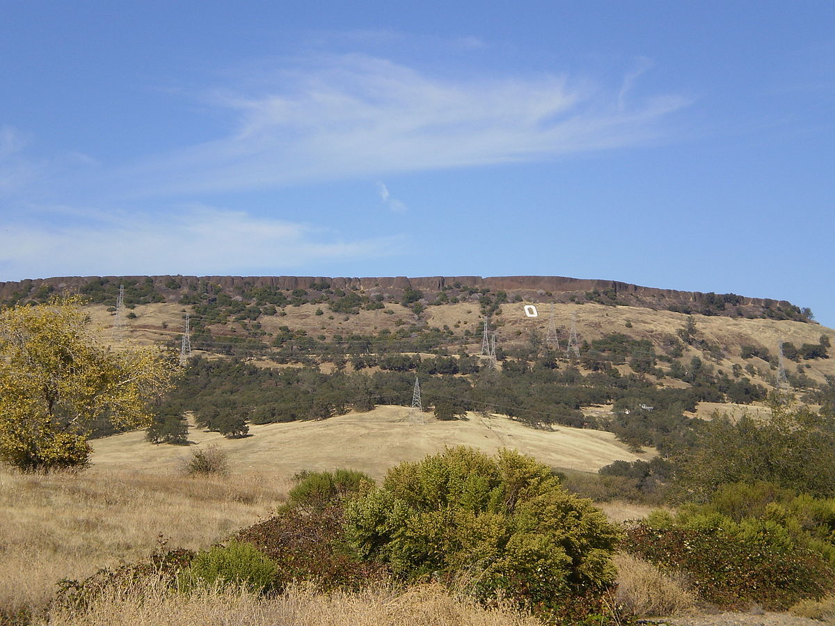 Table Mountain (Butte County, California) - Wikipedia