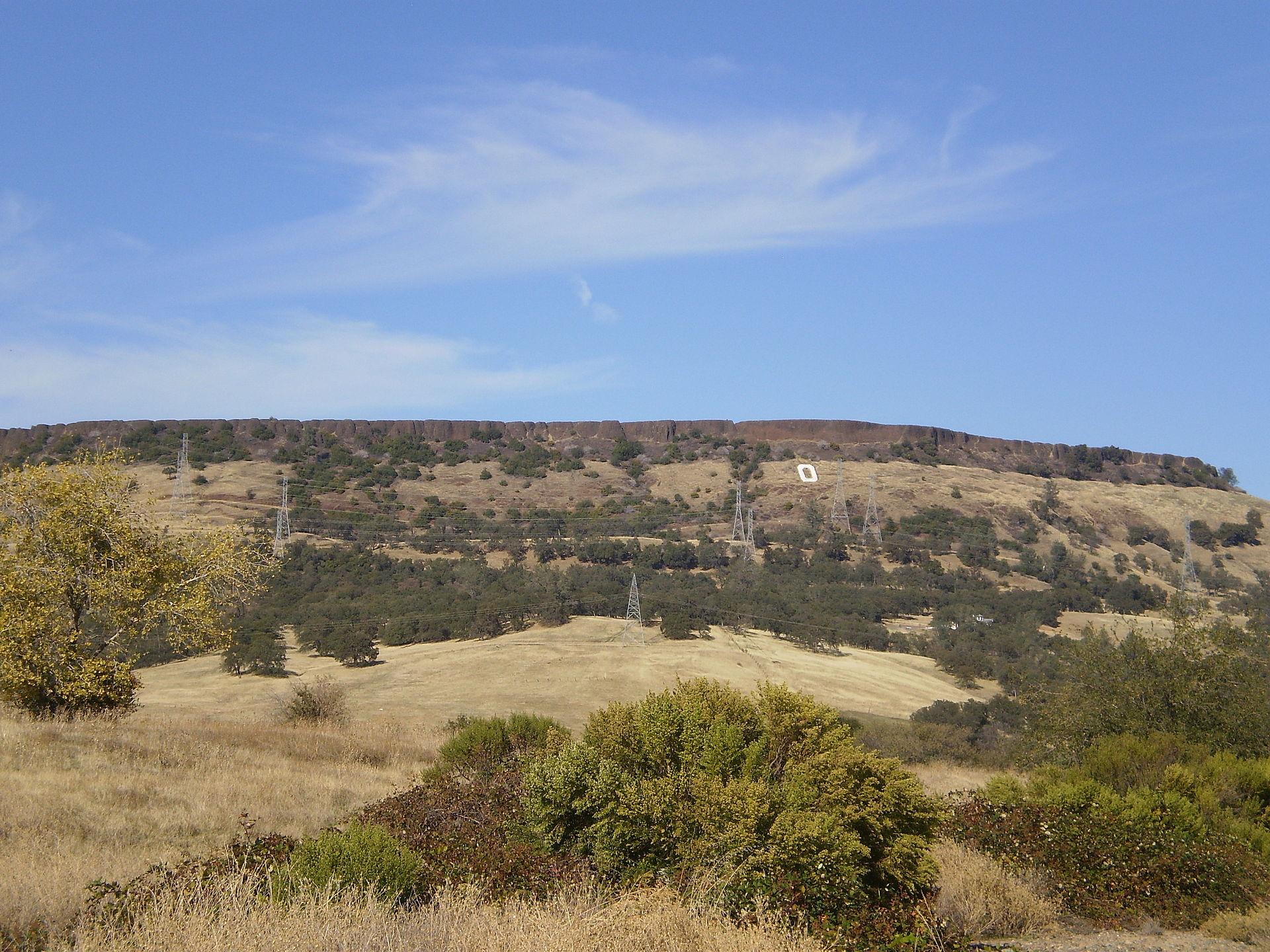 Table Mountain (Butte County, California) - Wikipedia