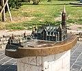 Tactile model of Matthias Church and Fisherman's Bastion.jpg