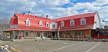 Tadoussac wikivoyage le guide de voyage et de tourisme for Auberge de jeunesse tadoussac maison majorique