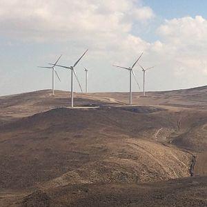 Tafila Wind Farm 1