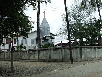 Kale District - Tahan Baptish Church