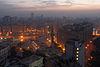 Placu Tahrir w Kairze, na początku morning.jpg
