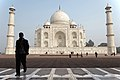 Taj Mahal from the west side.jpg