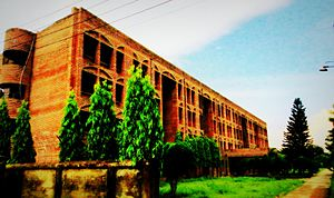 Hajee Mohammad Danesh Science & Technology University - Tajuddin Ahmed Hall,HSTU,Dinajpur