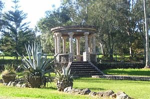 Tanilba Bay, New South Wales - The Temple