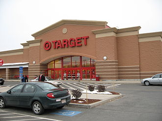 Hampshire Mall - This Target store was built in 2003 and is part of Hampshire Mall