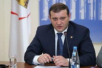Mayor of Yerevan - Image: Taron Margaryan