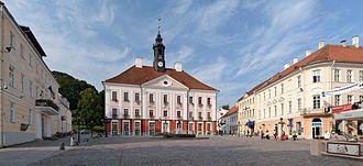 Tartu - Tartu Town Hall