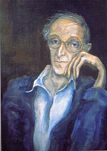 Tatyana Apraksina - Portrait of the Composer Alexander Lokshin - 1987.jpg