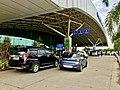 Taxi Dropping point at Ranchi airport.jpg