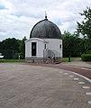 Telescope, Armagh Observatory - geograph.org.uk - 1918425.jpg