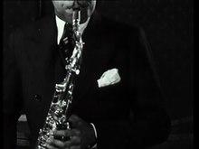 File:Tenor saxophonist Coleman Hawkins.webm