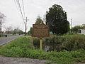 Terre-Aux-Boeufs Cemetery Mch 2012 Plaque.JPG