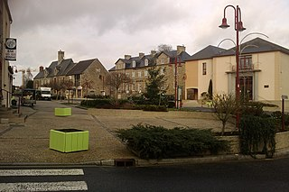 Tessy-Bocage Commune in Normandy, France