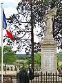 Thézac (Lot-et-Garonne) - Monument aux morts -1.JPG