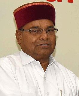 Thawar Chand Gehlot Governor of Karnataka, Indian politician
