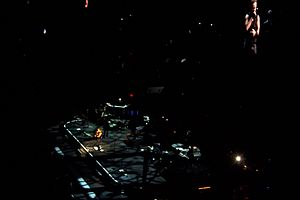 The Wrestler (song) - Springsteen and the E Street Band performing the song during the Working on a Dream Tour with the E Street Band. Hartford Civic Center, April 24, 2009.