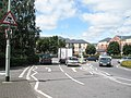 The Boutport Street Roundabout on the A361 - geograph.org.uk - 942768.jpg