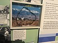 The CA Museum Japanese Internment Exhibit Barbed Wire.jpg