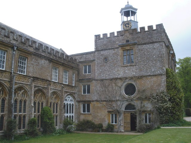 The Chapel, Forde Abbey - geograph.org.uk - 1287934