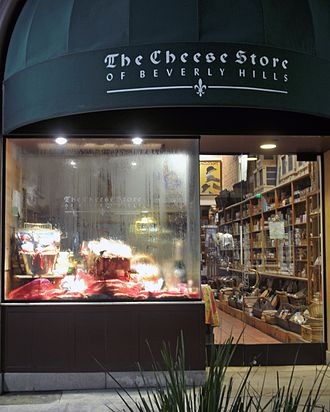 The Cheese Store of Beverly Hills - The Cheese Store of Beverly Hills in 2015