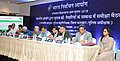 The Chief Election Commissioner, Shri O.P. Rawat chairing the poll-preparedness review meeting, in Jaipur (Rajasthan).JPG