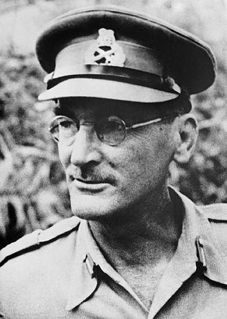 "Walter Lentaigne - Maj Gen Walter ""Joe"" Lentaigne"