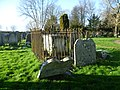 The Churchyard of St Peter and St Paul, Ash (geograph 3300931).jpg