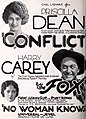 The Conflict, The Fox, & No Woman Knows (1921).jpg