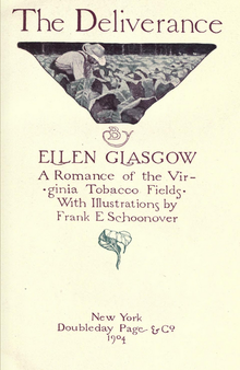 Title Page of The Deliverance (1904)