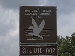U.S. Route 190 - Image: The Great Texas Coastal Birding Trail 467
