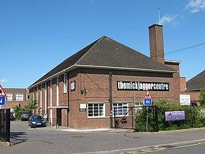 The Mick Jagger Centre - The Mick Jagger Centre Arts Centre in Dartford Grammar School