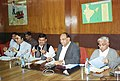 The Minister of Agriculture, Consumer Affairs Food and Public Distribution Shri Sharad Pawar meeting All India Fair Price Shop Dealer's Federation on issues relating to functioning of Fair Price Shops in New Delhi on November 30.jpg