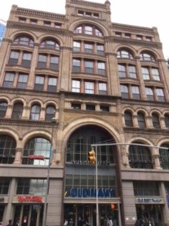 Fulton Street (Brooklyn) - The Offerman Building