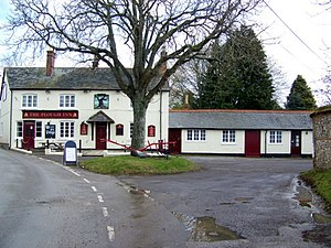 Grateley - Image: The Plough Inn, Grateley geograph.org.uk 1716016
