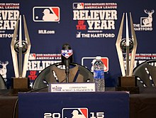 The Reliever of the Year Awards, presented by The Hartford (22212150784).jpg