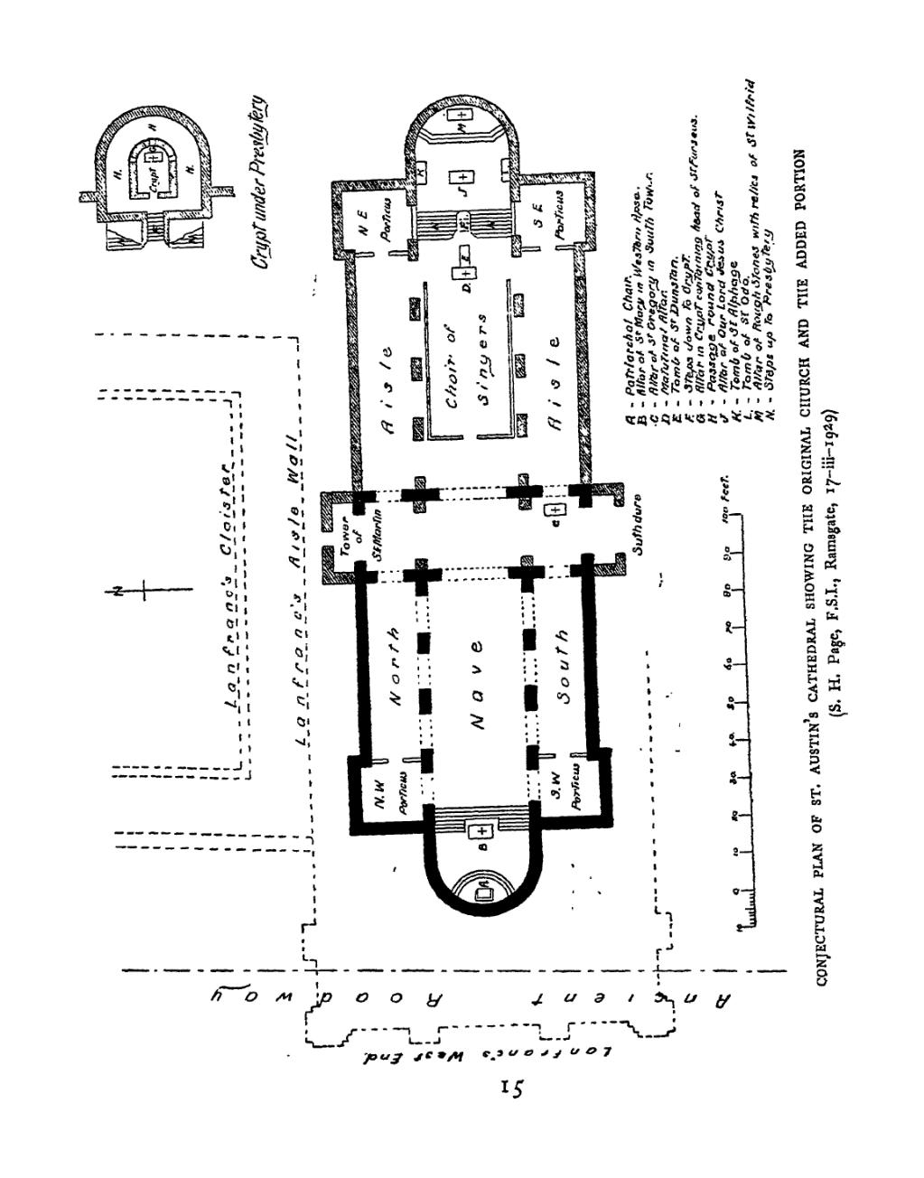 Pagethe saxon cathedral at canterbury and the saxon saints buried pagethe saxon cathedral at canterbury and the saxon saints buried thereinvu45 wikisource the free online library sciox Gallery