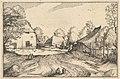 The Swan's Inn from Regiunculae et Villae Aliquot Ducatus Brabantiae MET DP825666.jpg